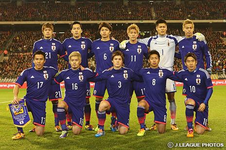 欧州遠征 ベルギー代表に先制されるも逆転で勝利 | SAMURAI BLUE サッカー日本代表 | 日本サッカー協会