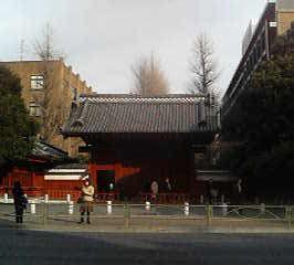 東京大学・赤門