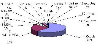 200610検索エンジンのシェア