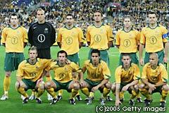 2006オーストラリア代表