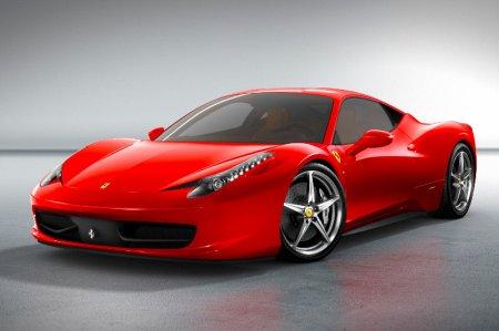 フェラーリ458イタリア