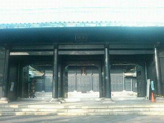 湯島聖堂 孔子を祀っている大成殿