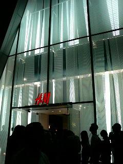 H&M TOKYO