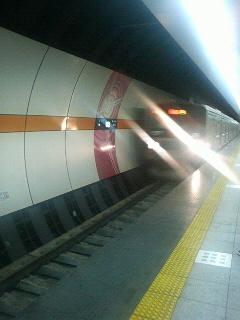臨海副都心線・大井町駅